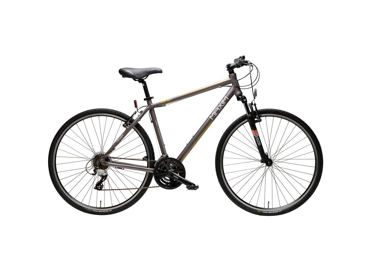 Rower crossowy 28'' MAXIM MX 5.1 20'' Grafit M R17