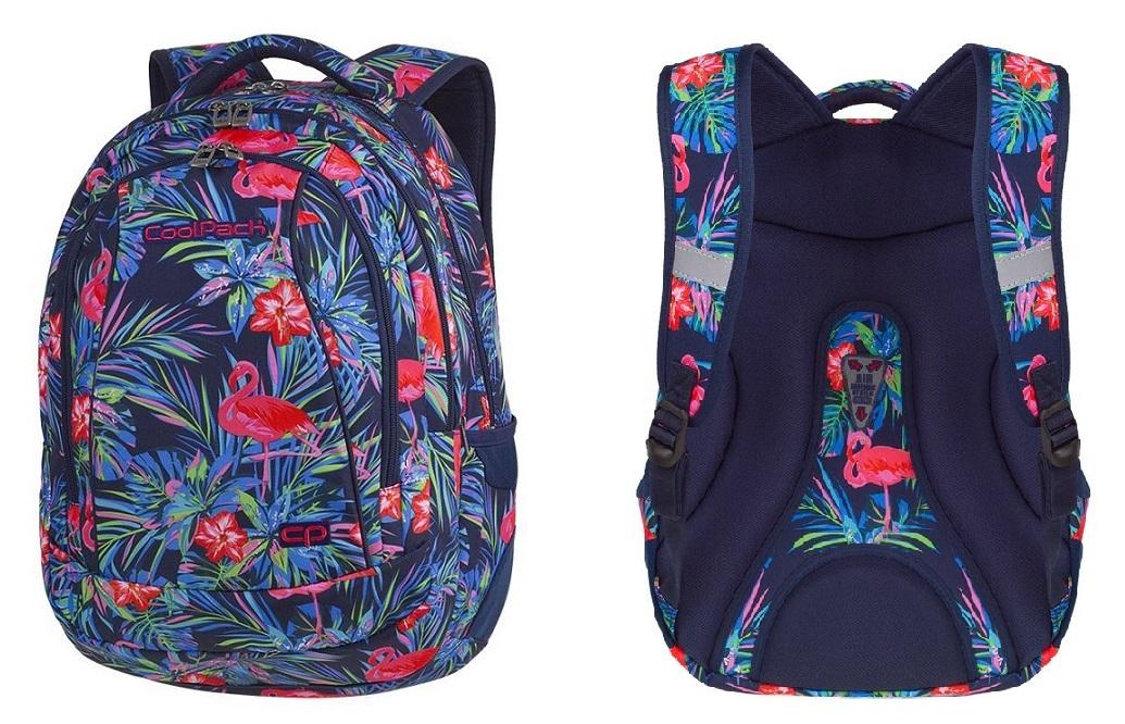 c6fc01842af2f Plecak szkolny COOLPACK Combo A481 Pink Flamingo - 7417162888 ...