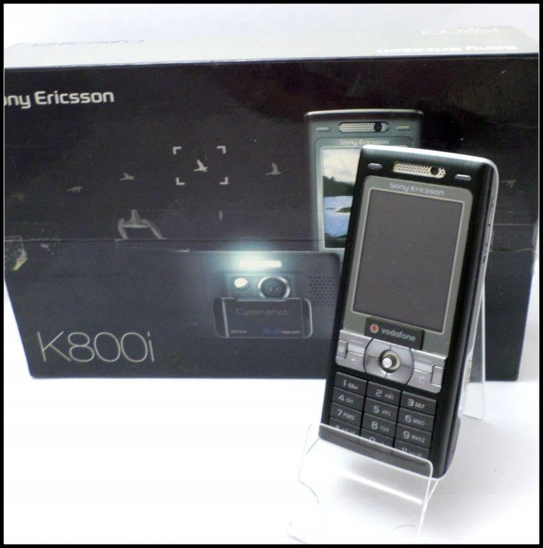 SONY ERCSON K800I/KOMPLET