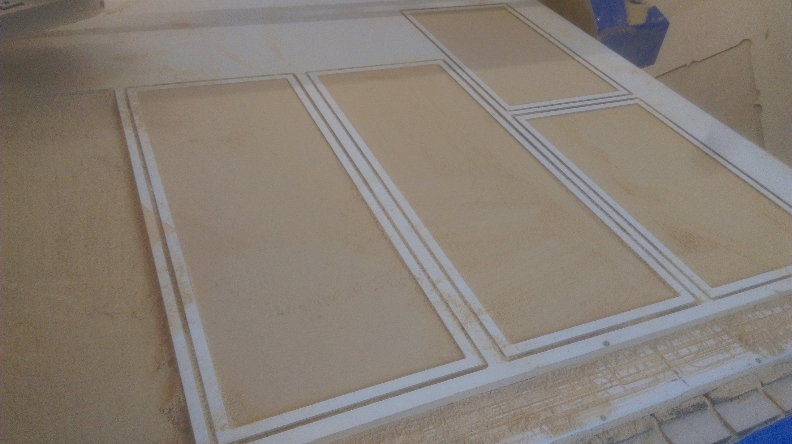 Bardzo dobry Usługi CNC frezowanie, drewno, tworzywo sztuczne - 7400296520 NY42
