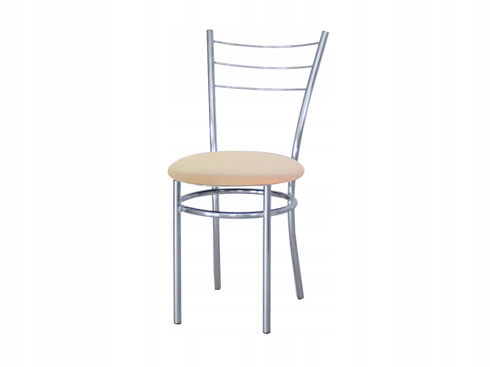 Krzesło Metalowe Marco Kuchenne Marko Kolory Pl