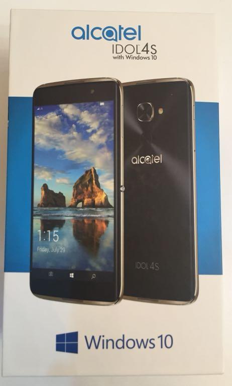 Alcatel idol 4s Windows Phone 10 64 GB