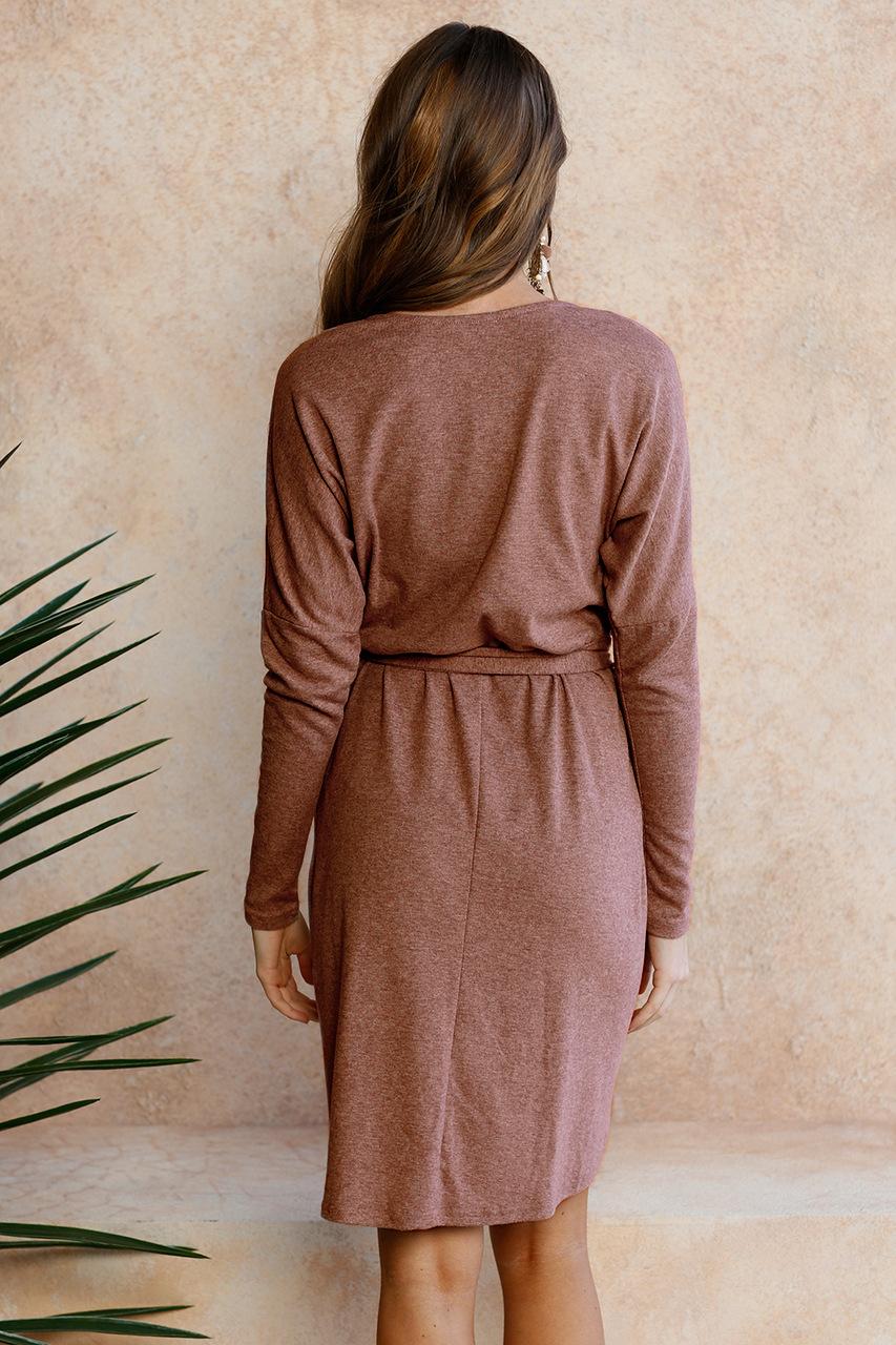 95add69ca5 Wiązana sukienka dzianinowa IMP-32 (XL) - 7194544500 - oficjalne ...