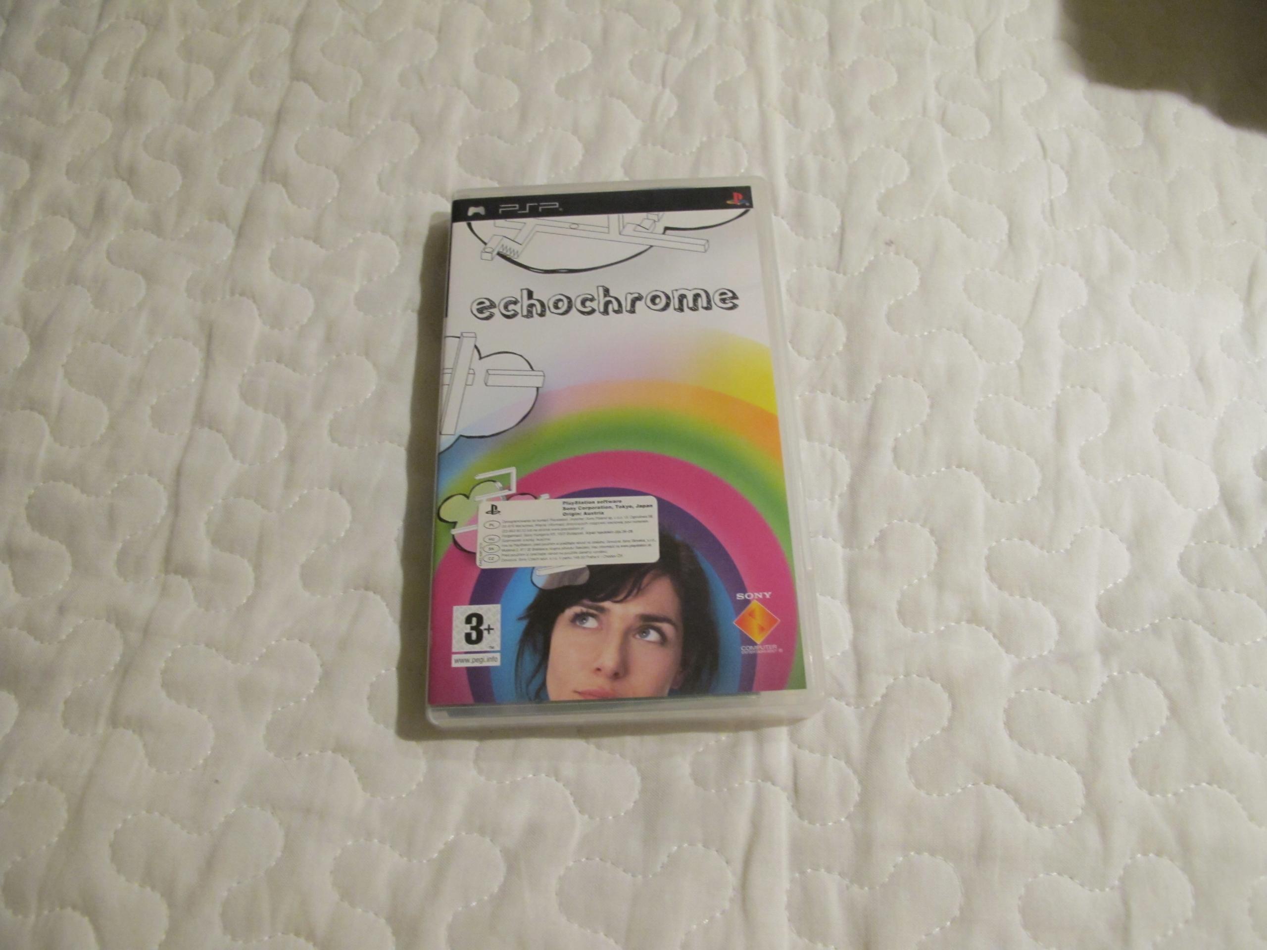 Echochrome - gra logiczna na PSP