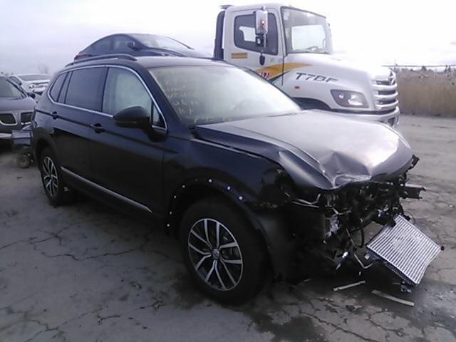 VW TIGUAN ALLSPACE 2.0 tsi     PRZEBIEG 59 km
