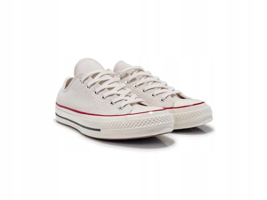Czarne Zamszowe Buty Trampki Converse rozmiar 39,5