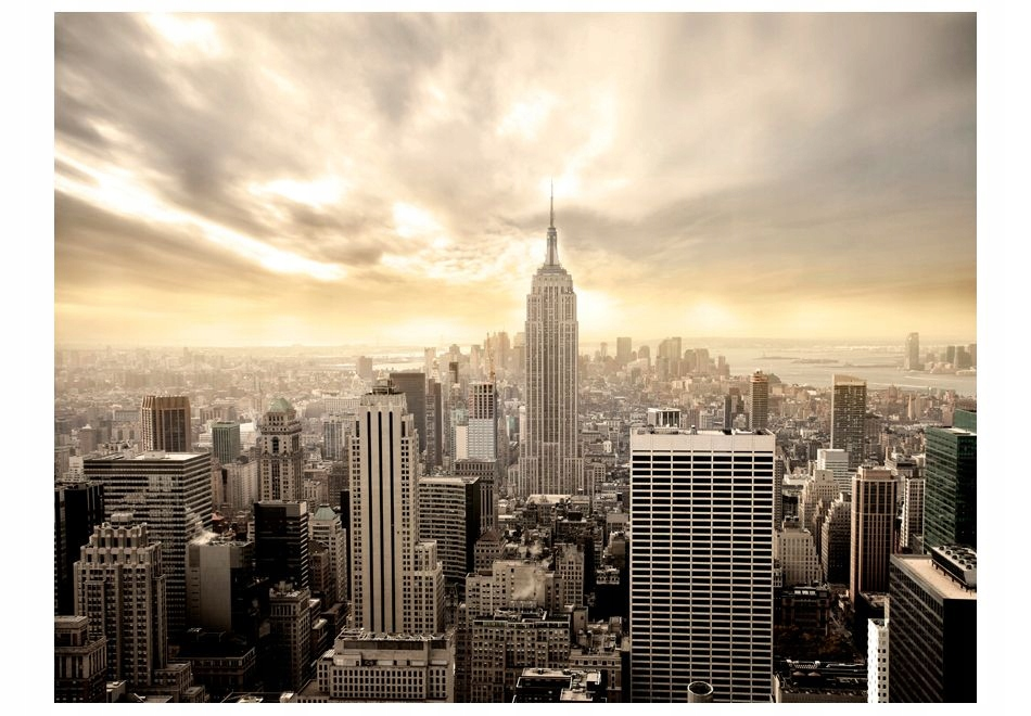 066a9fe4 Fototapeta Nowy Jork - Manhattan o świcie 300x231 - 7351189982 ...