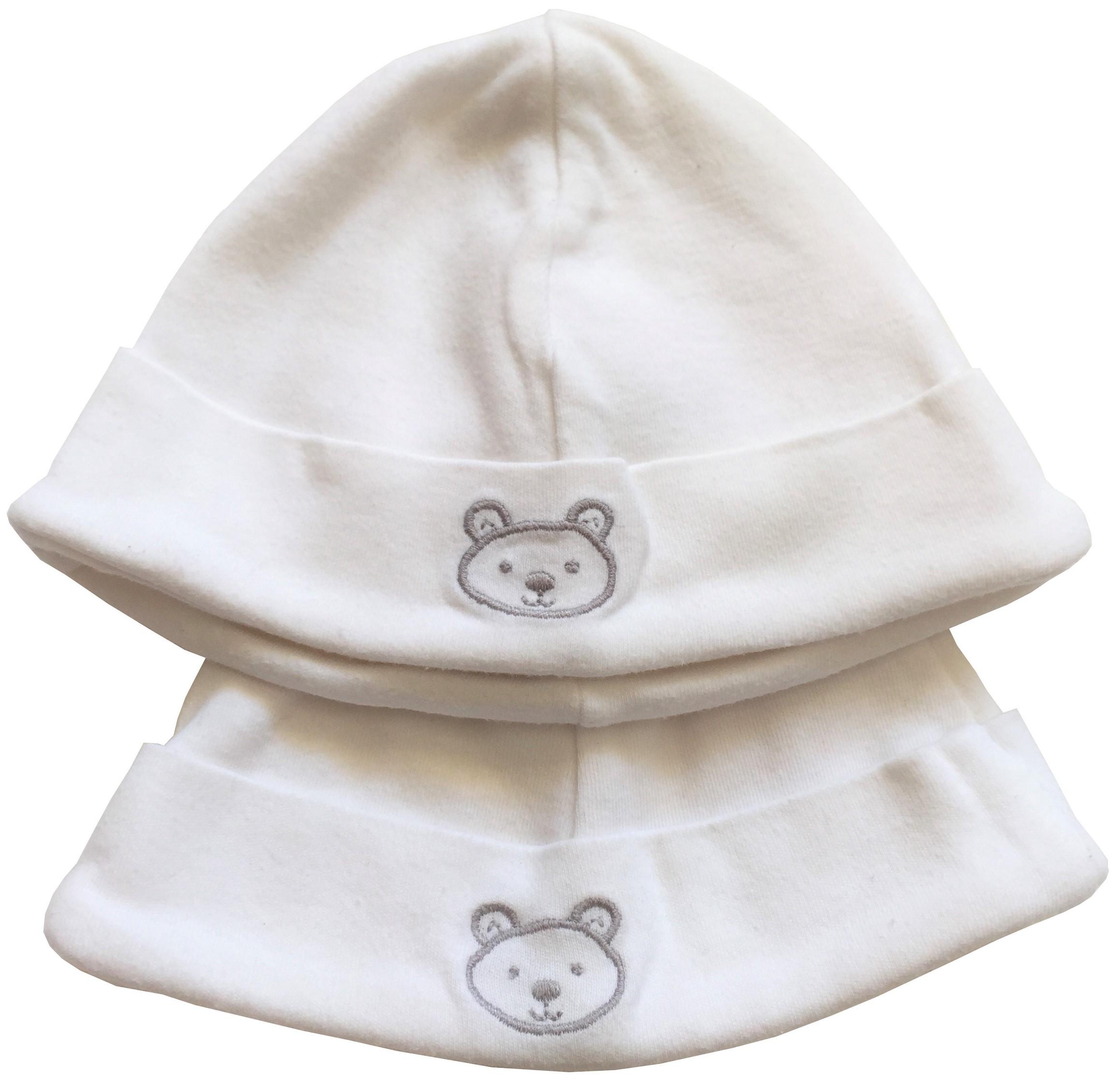 917499c457 bawełniane czapeczki dla niemowlaka F F - 7308771225 - oficjalne ...