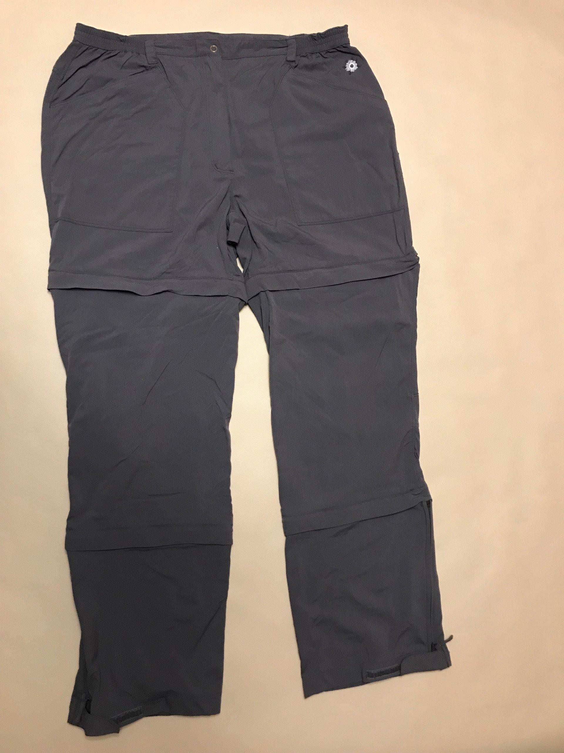 info for 23e28 8e3b1 SALEWA damskie spodnie trekkingowe 3w1 XXXL 3XL