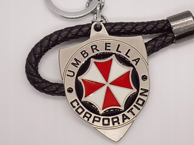 brelok Umbrella Corp oryginał