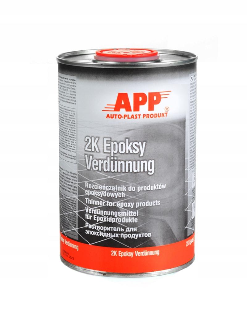 APP 2K rozcieńczalnik epoksydowy do epoksydu 1L