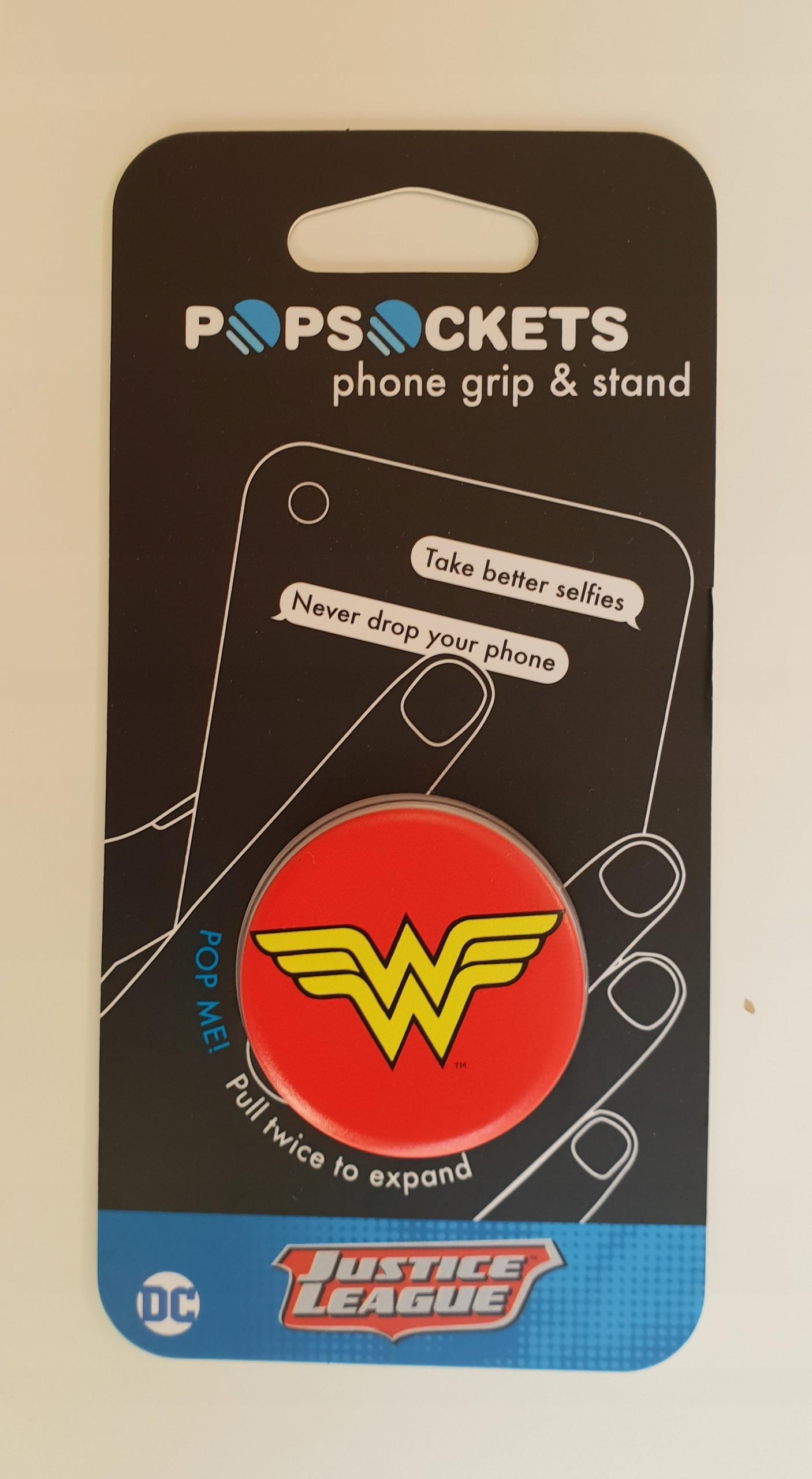 Uchwyt Popsocket Wonder Woman - Unikat