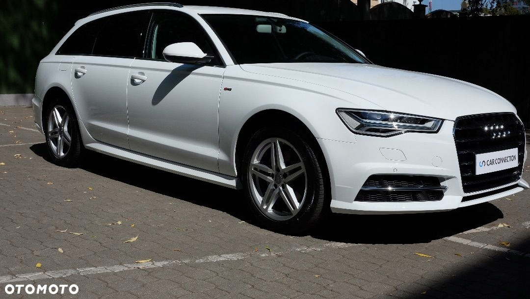 Audi A6 2.0TDI Avant Quattro S line Led Navi Skóra