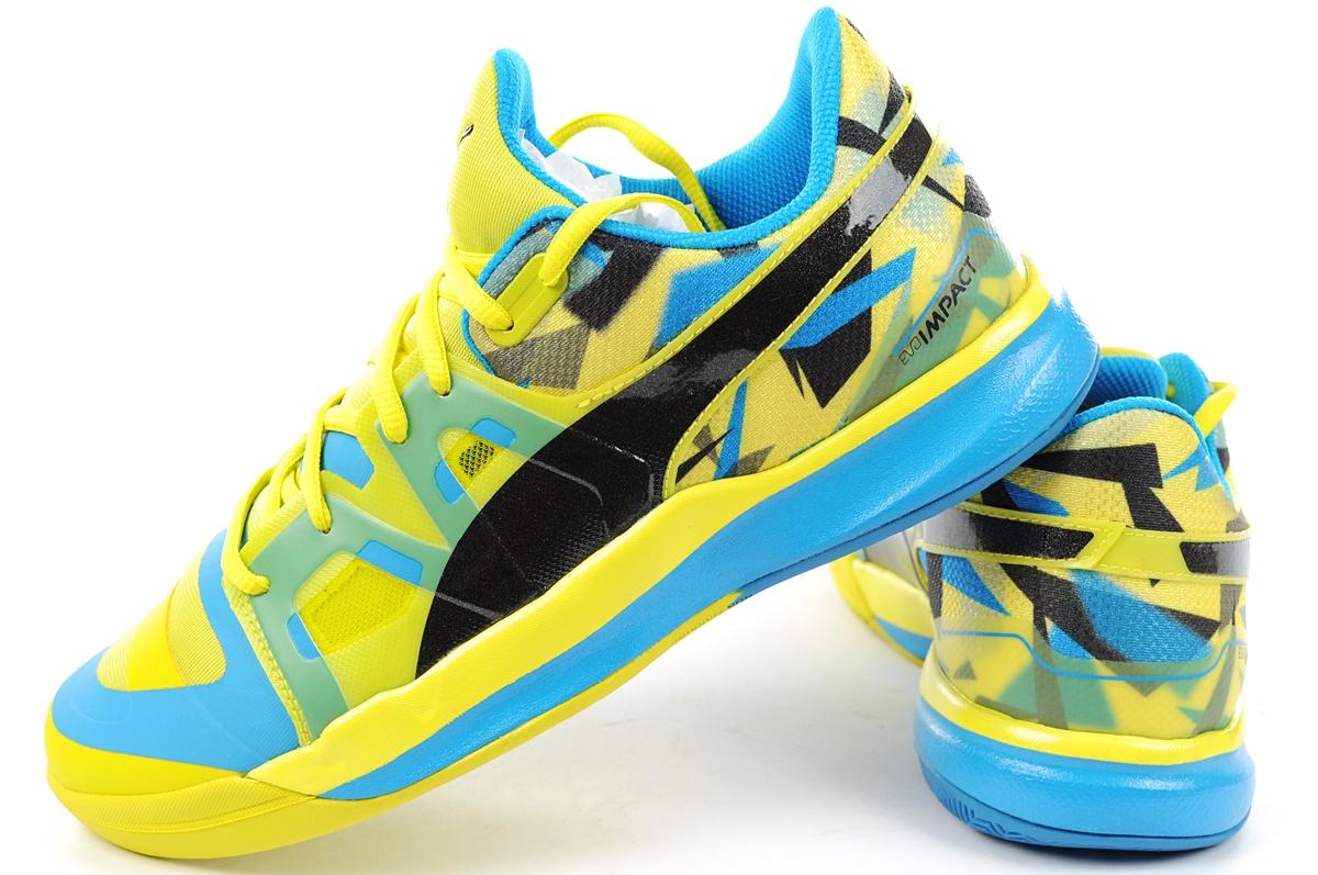 Buty halowe p ręczna PUMA EvoIMPACT 103166 01 41