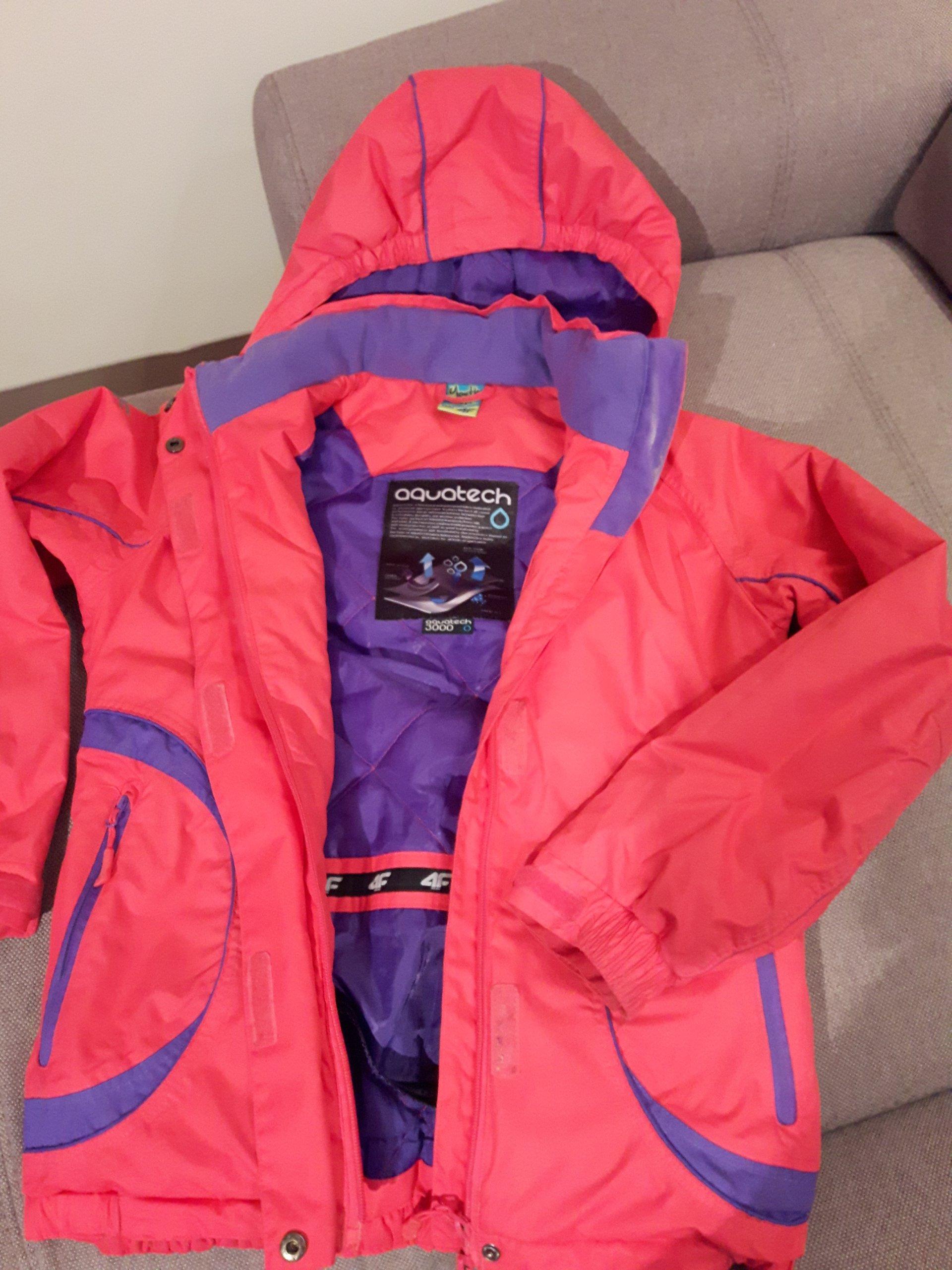 aad9ac7c7 kombinezon narciarski 4F - kurtka i spodnie - 7110834950 - oficjalne ...