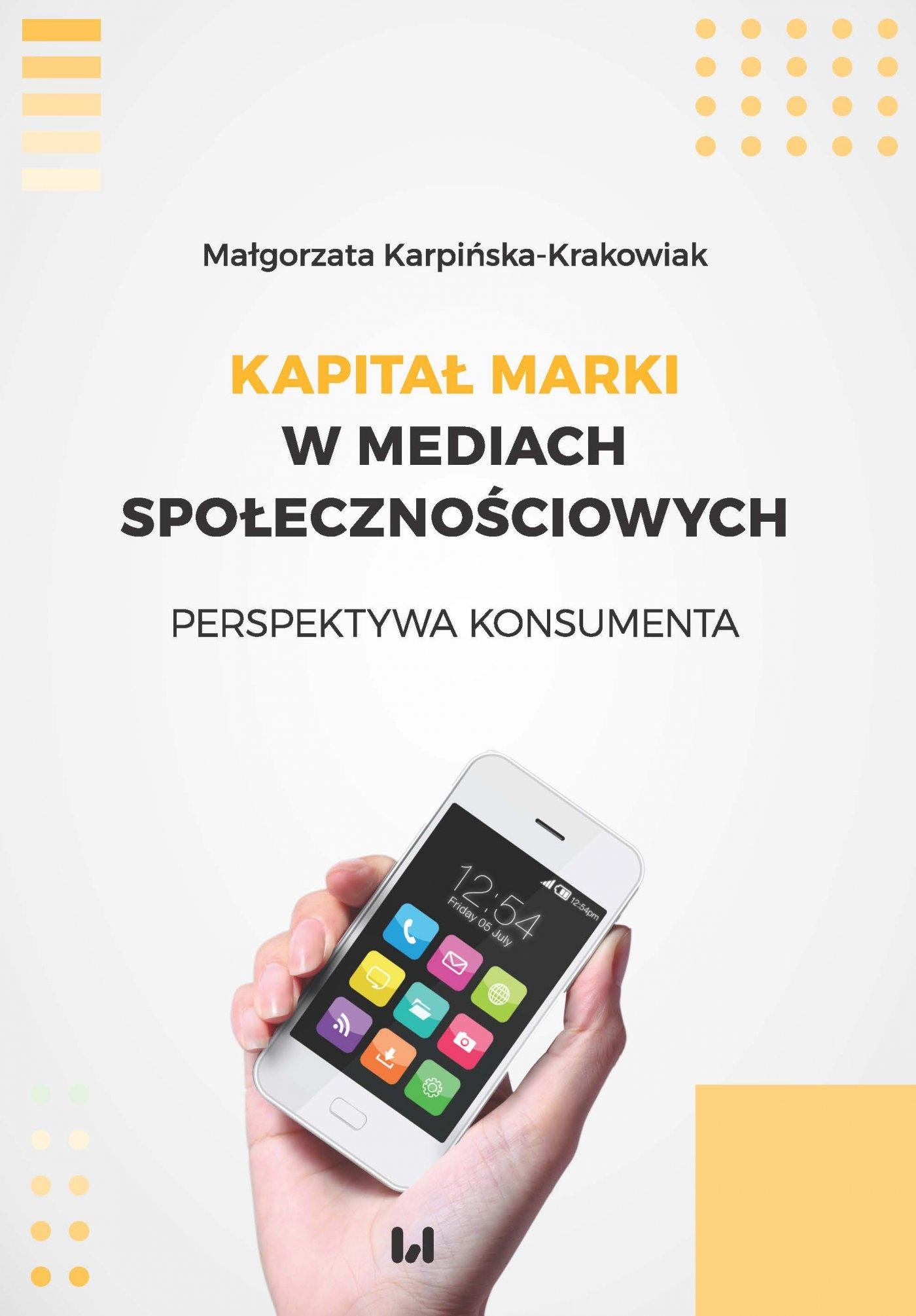 Kapitał marki w... Małgorzata Karpińska-Krakowiak