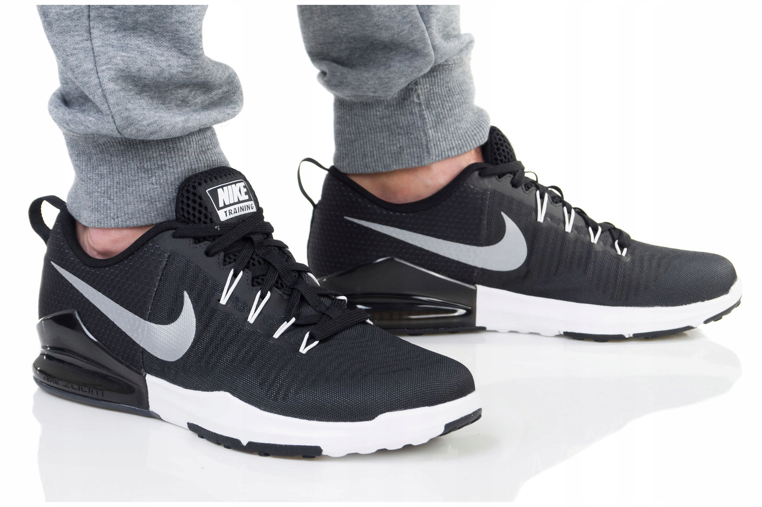 BUTY NIKE ZOOM TRAIN ACTION 852438-003 R. 46 - 7515254915 ... 8927969a3a90