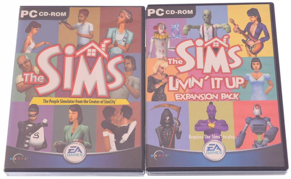 PC randki Sims angielski