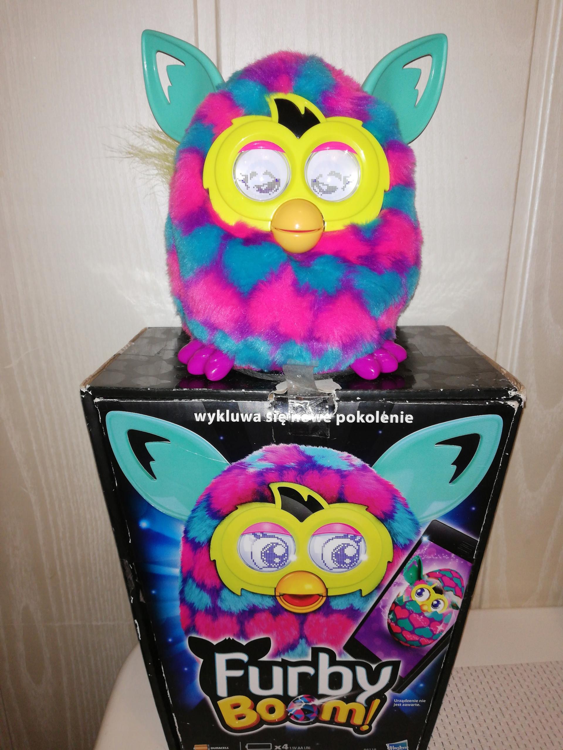 8b306d274a Furby boom ! Polska wersja językowa - 7714586862 - oficjalne ...