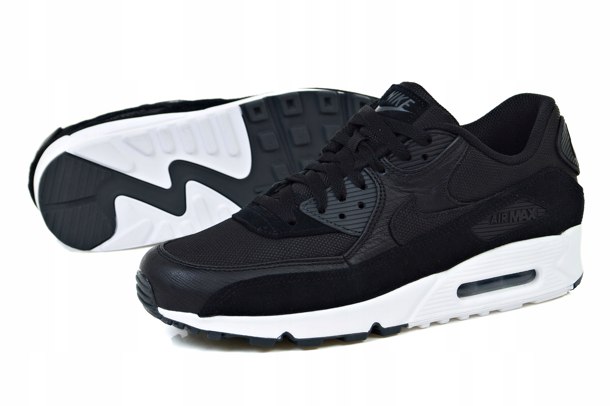Buty Nike Air Max 90 Leather carbon Green R.44 Ceny i