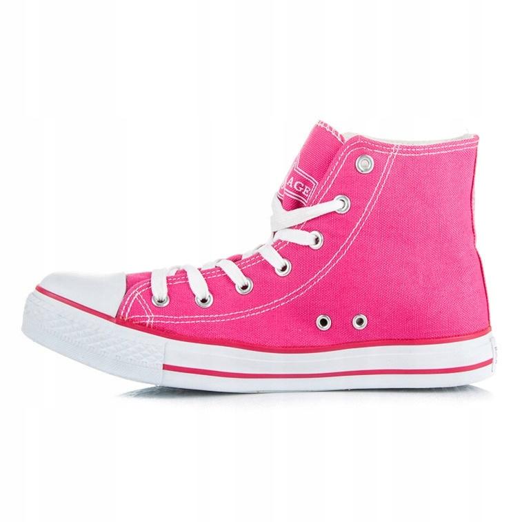 38 WYSOKIE TRAMPKI NEW AGE sneakersy drewniaki 7545268203
