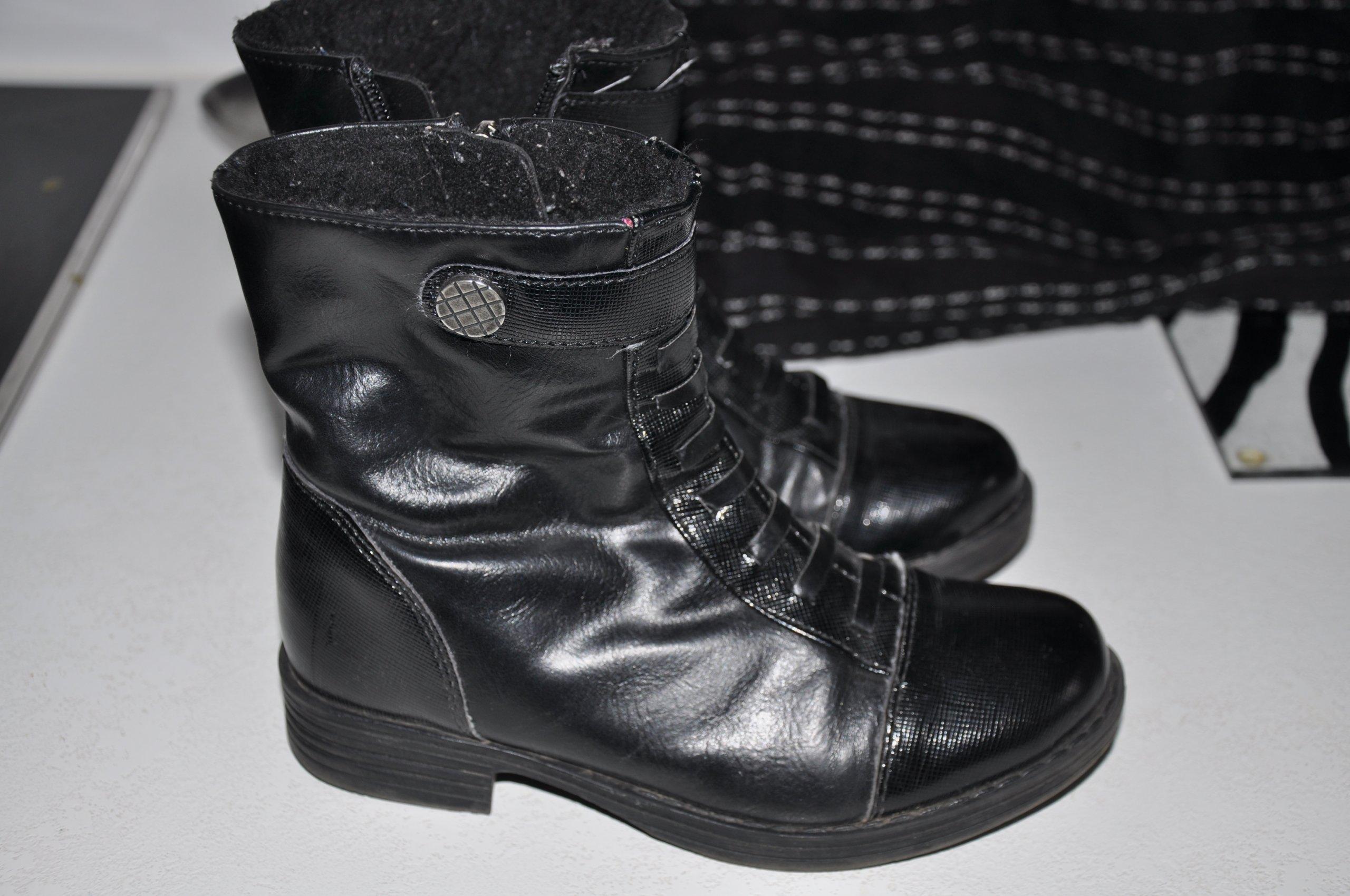 572dbf629bb5d buty zimowe,kozaczki,botki kornecki r.29 - 7169434939 - oficjalne ...