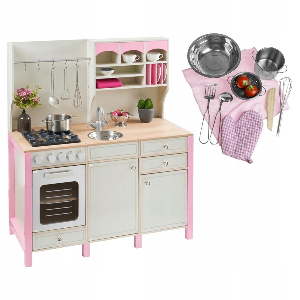 Kuchnia Drewniana Dla Dzieci Piekarnik Zlew Duza 7547917576