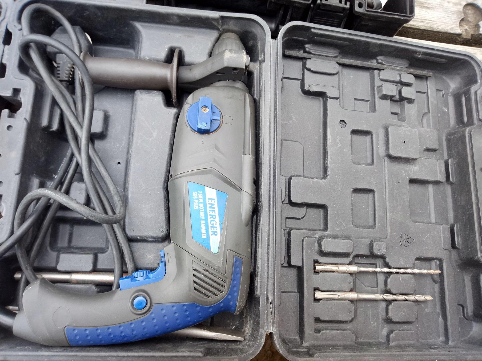 Inne rodzaje Paleta MiX Elektronarzędzia z UK SPRAWDZONE !!! - 7435555077 WE34