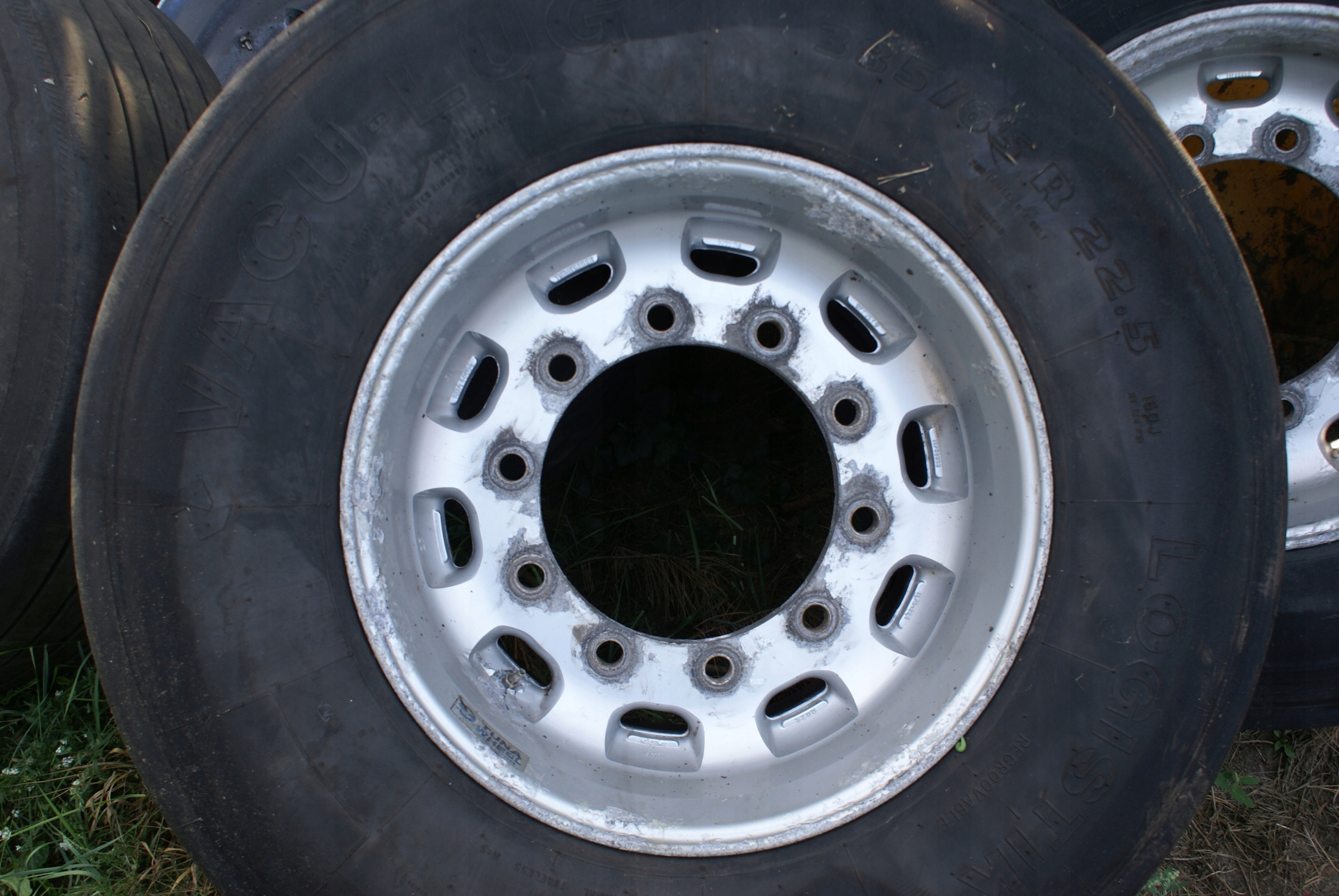 Felgi Aluminiowe 225 Cala Naczepa Bęben 7526736057 Oficjalne