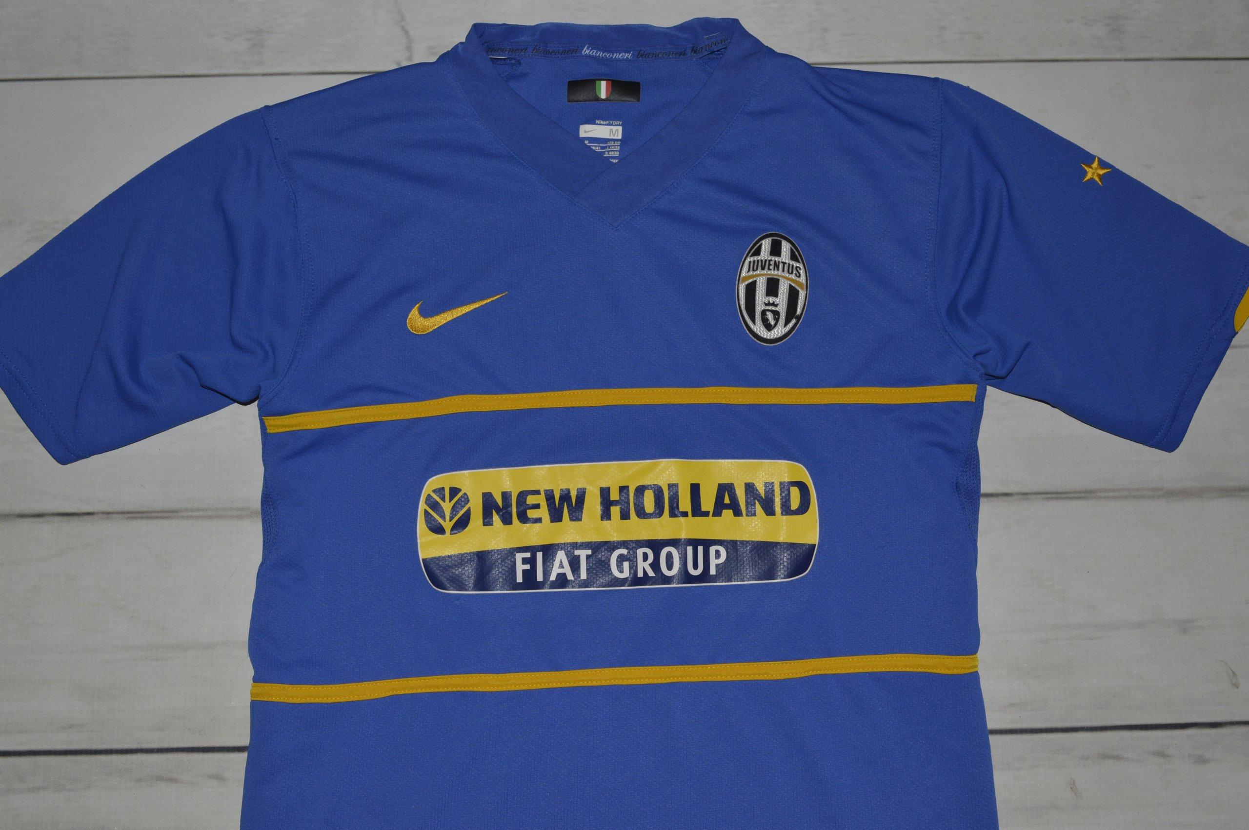 85fc50b18 JUVENTUS NIKE 2007-8 koszulka piłkarska r M - 7327570628 - oficjalne ...