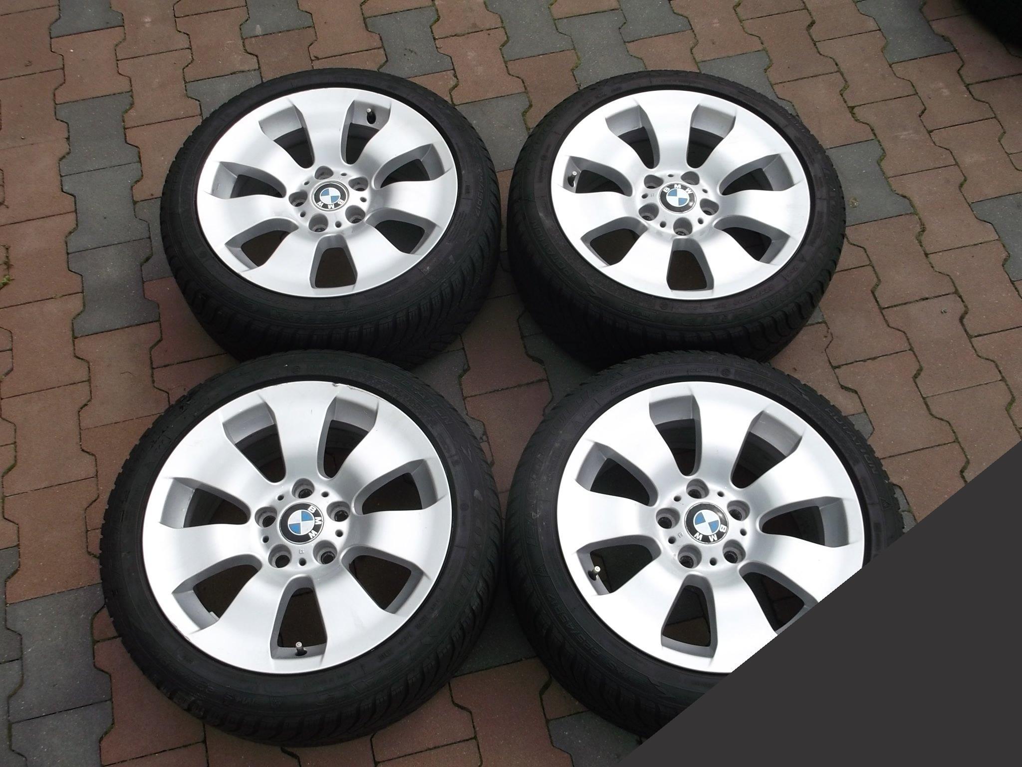 Felgi Aluminiowe Zimowe 17 Bmw 3 E90 E91 Et34 6587353456