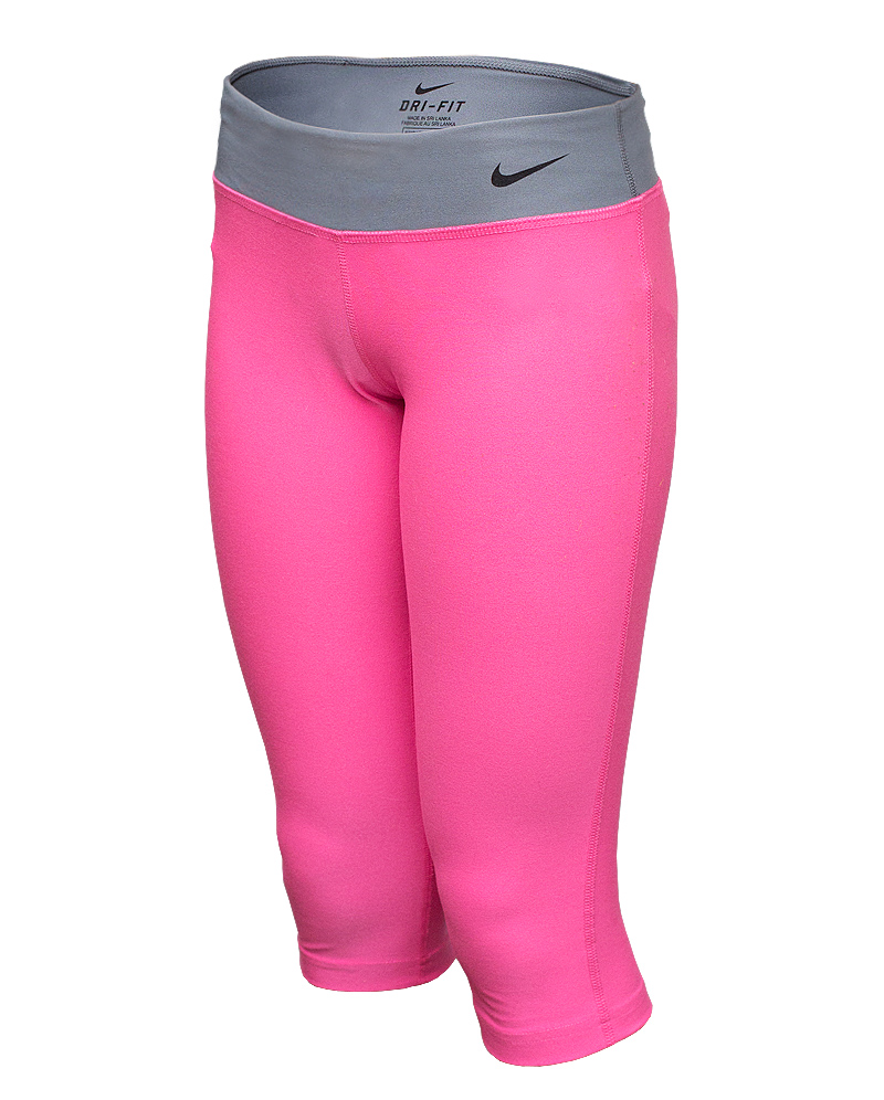 Spodnie 3/4 dziewczęce Nike, 8-10 lat, jak nowe