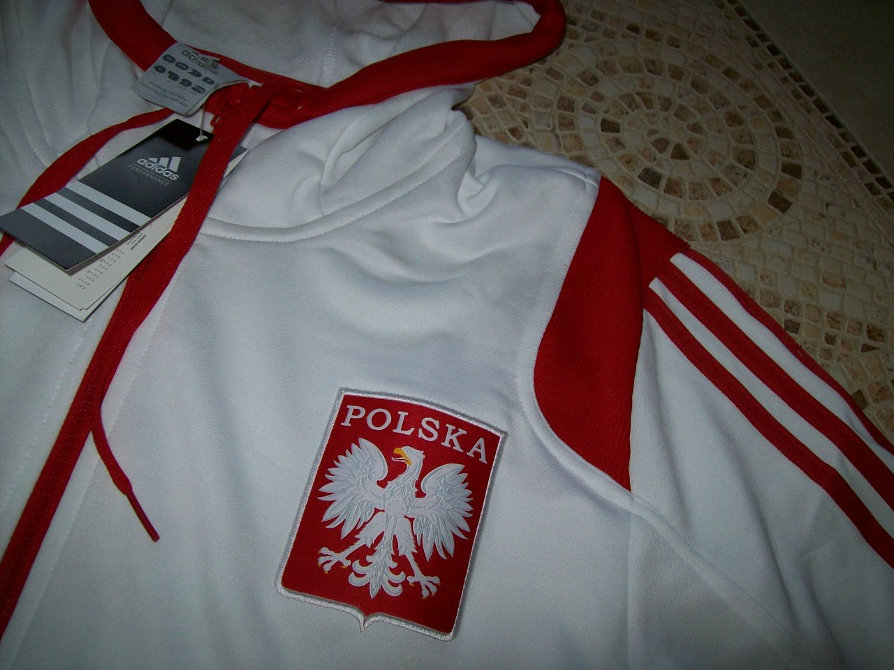 HIT ! NOWA BLUZA ADIDAS INSP HOODY POLSKA L 1974