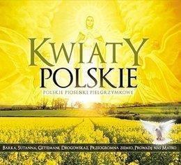 Kwiaty Polskie CD