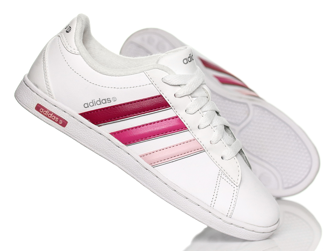 buty damskie adidas neo derby