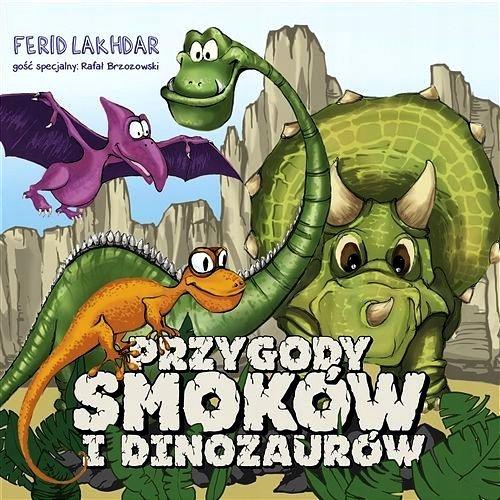 V/A Przygody Smoków I Dinozaurów LEKKO JAZZUJĄCA
