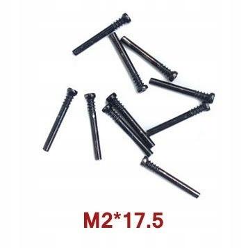 Round Head Screw Level M2x17.5 Wl Toys A959-10