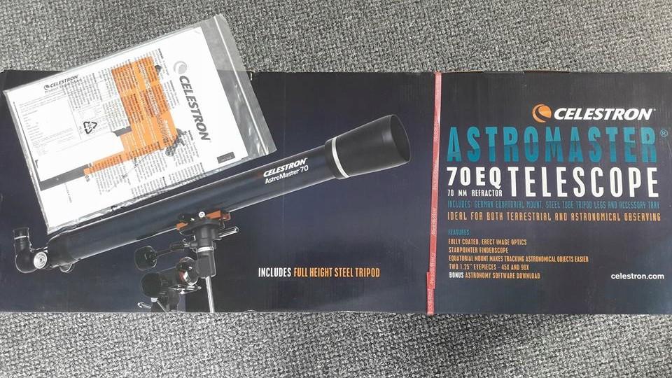 Teleskop celestron astromaster az oficjalne