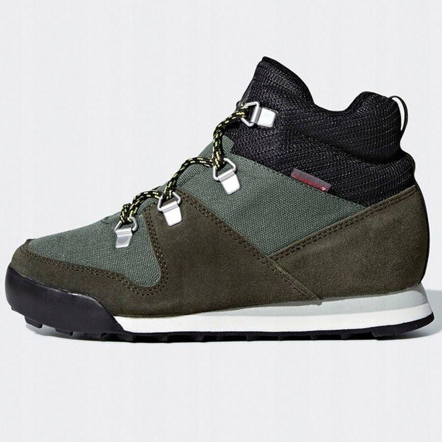 Buty adidas CW Snowpitch K AC7963 36 23 zielony