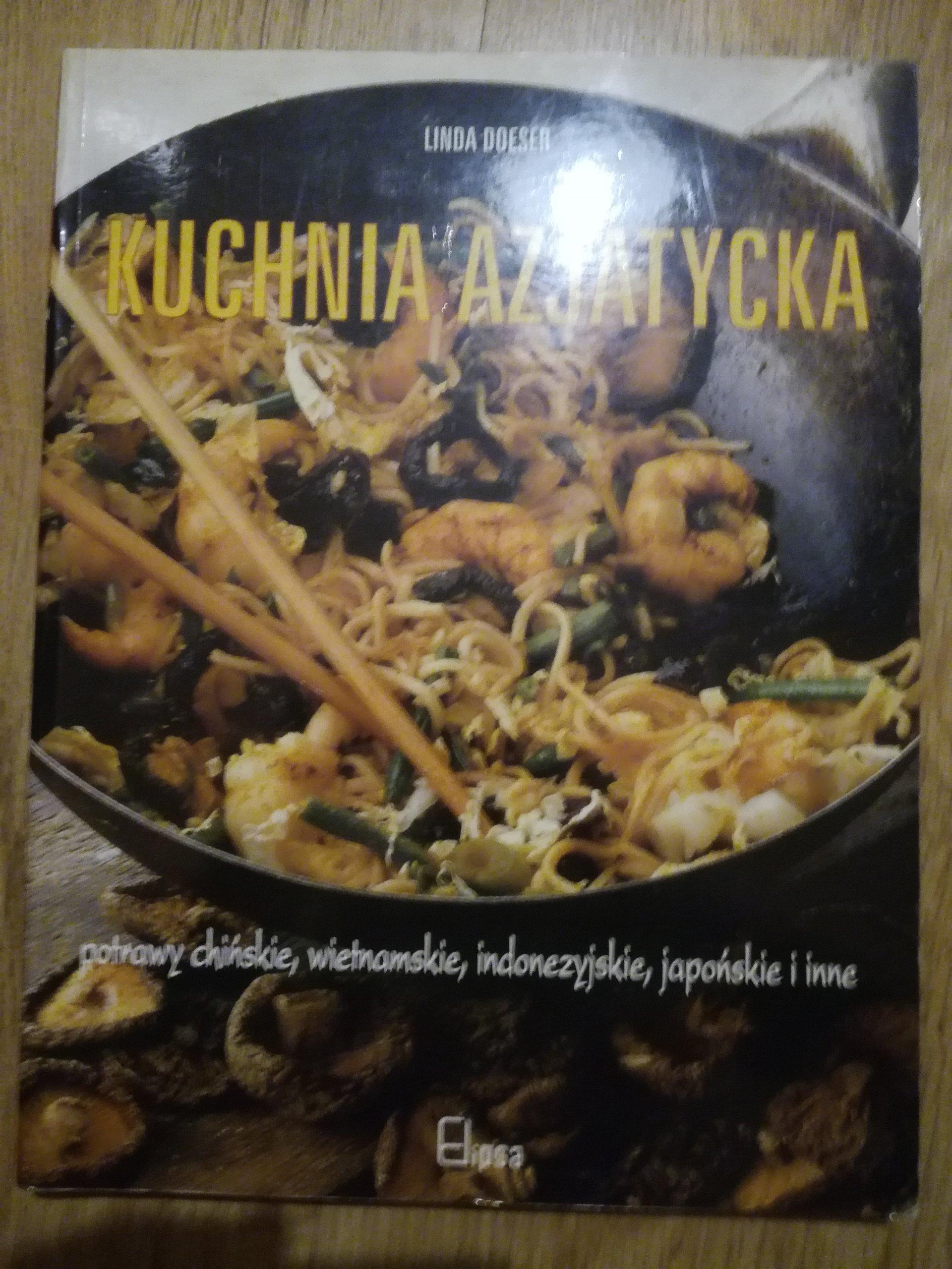 Kuchnia Azjatycka 7169904798 Oficjalne Archiwum Allegro