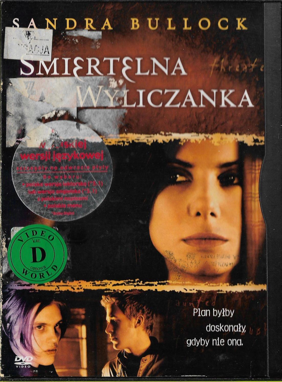 Śmiertelna wyliczanka / S.Bullock DVD lektor PL