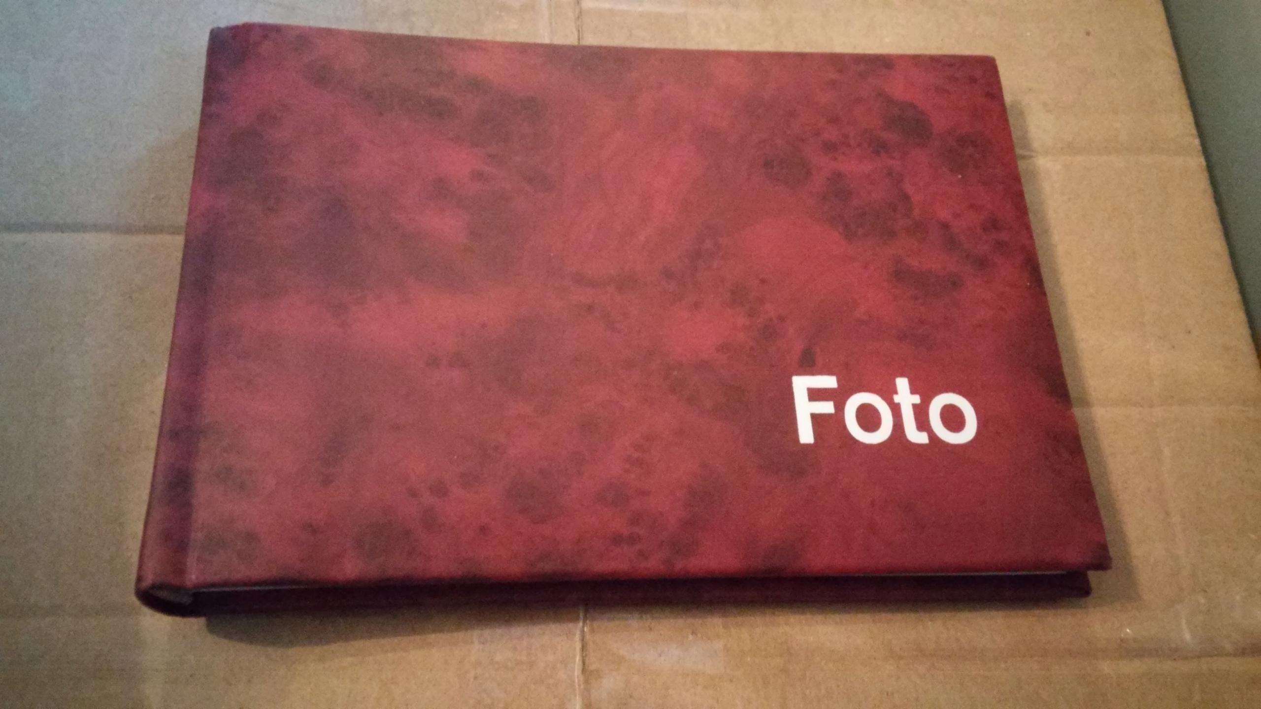 Album na zdjęcia na 36 zdjęć do wklejenia