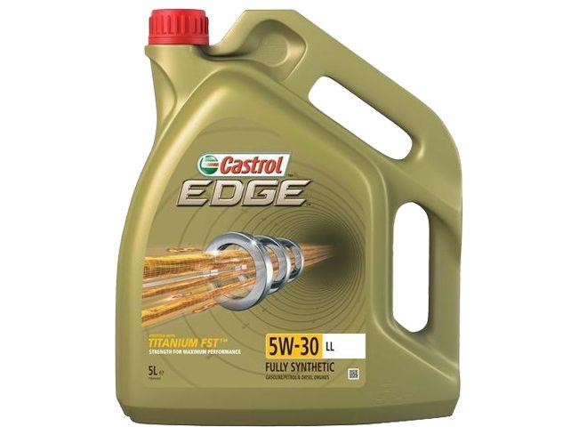 CASTROL EDGE TITANIUM FST LL 5W30 5L PIEKARY