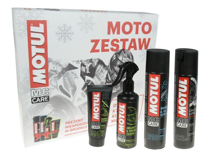a43d001bef37ba Moto zestaw Motul MC Care Edycja Świąteczna - 7066742453 - oficjalne ...