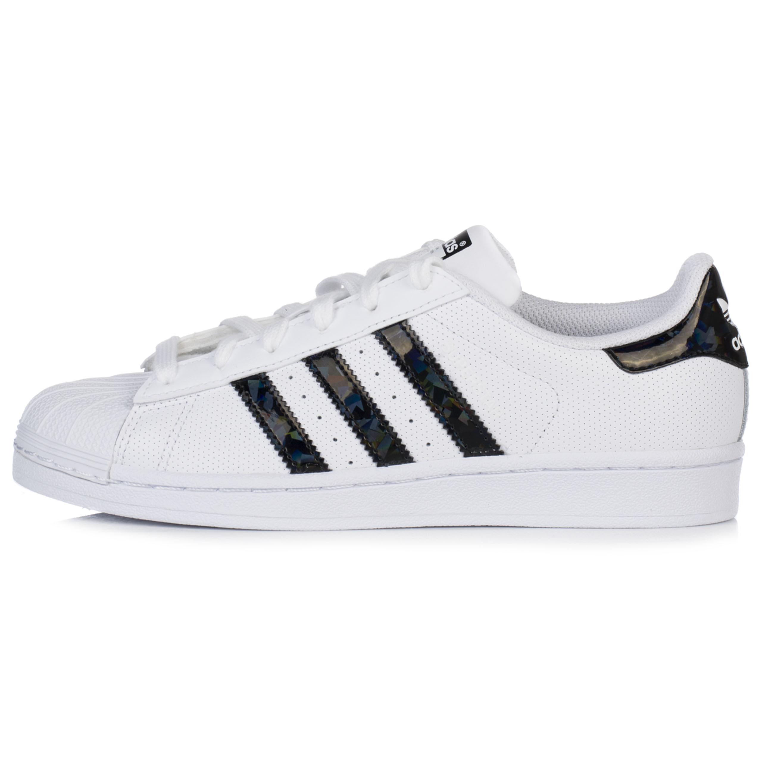 Buty dziecięce adidas Superstar białe skórzane 7199823898