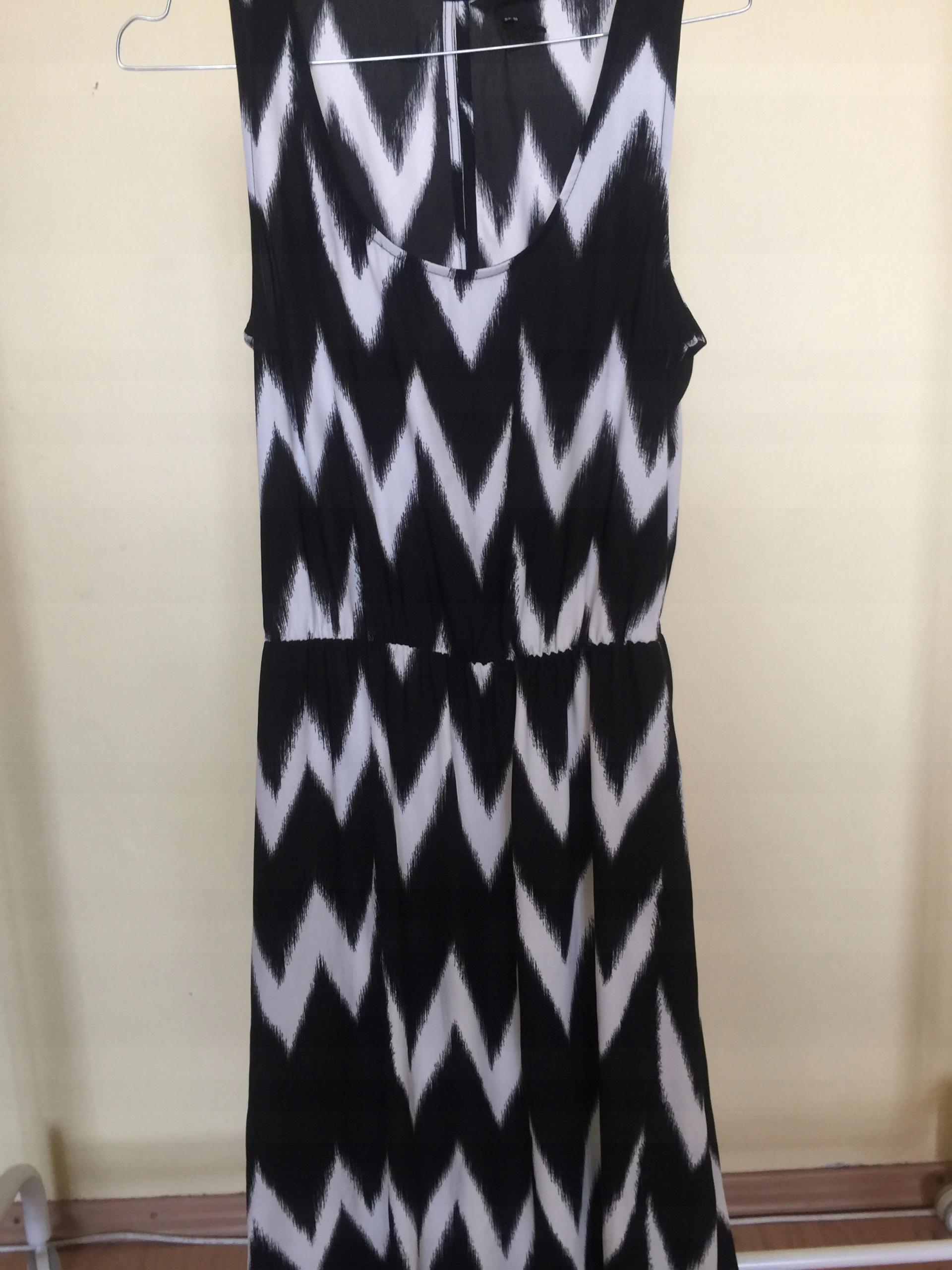 d78d611c80 sukienka maxi H M rozmiar 36 - 7524376089 - oficjalne archiwum allegro