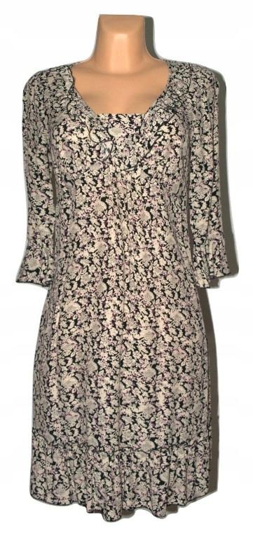 e8ec266d9e sukienka f f w kwiatki Vinted 36 s wiskoza - 7560283565 - oficjalne ...