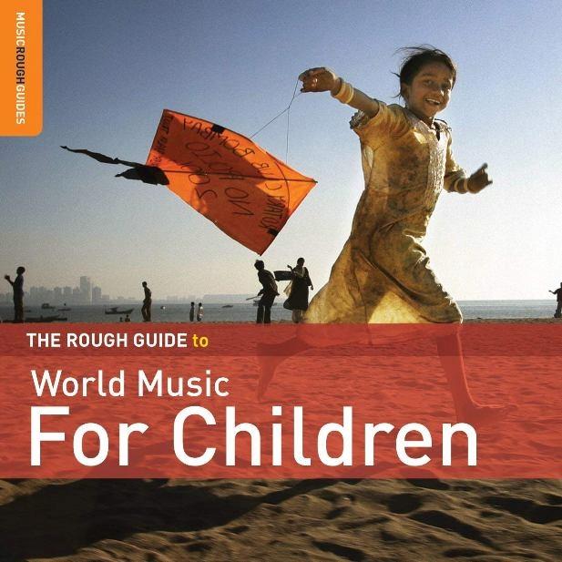VA World Music For Children 2CD MULTIKULTI MALUCHA
