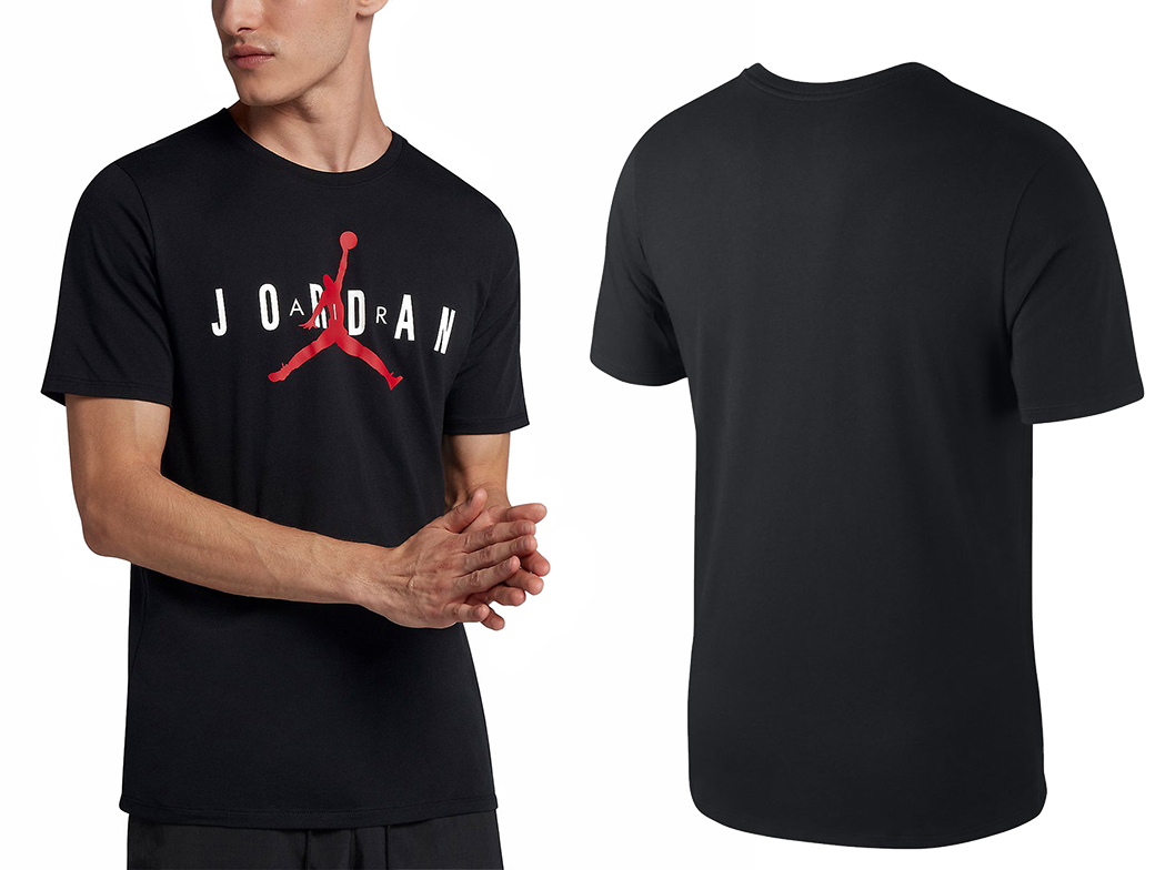 73ad19640c9e Koszulka męska Nike Jordan Air GX AA1907-010 - 7682465951 ...