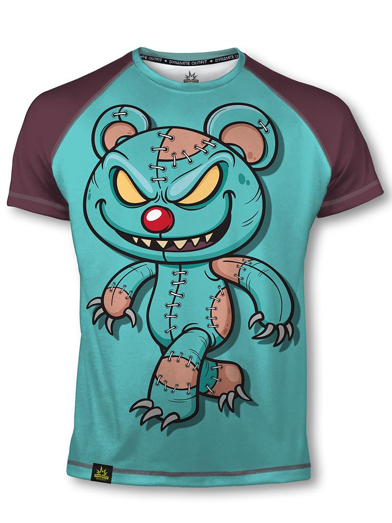 Koszulka termoaktywna męska TeddyBear COOLMAX